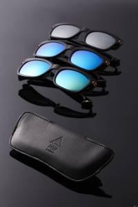 日本著名眼鏡哲學大師三瓶哲男 與 台灣品牌POV 跨海合作 拼湊出CEO專屬眼鏡