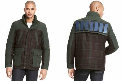 時尚結合科技!TOMMY HILFIGER推出太陽能夾克 幫手機充電沒問題│GQ瀟灑男人網