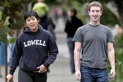這就是愛情!祖克柏在臉書上市後一天後就娶了她 相戀 9 年甜蜜如一