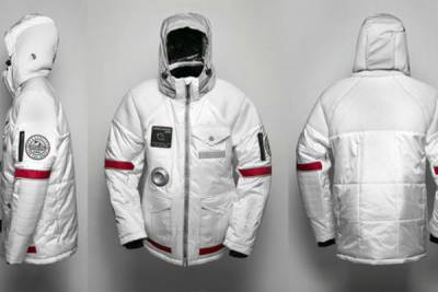 SpaceLife太空外套,平凡的你也能成為太空人~