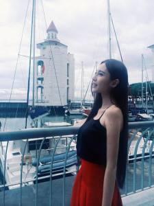 馬來西亞 angelababy最新照片!! 美得離譜!這才是真的女神呀~第三張太迷人~~