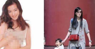 李麗珍 舒淇 徐若瑄...這些昔日三級片豔星竟然變成這樣!!!