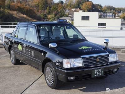 日本首創龜速計程車 竟創下不錯業績?!