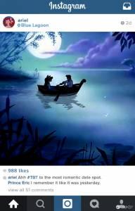 如果小美人魚也有Instagram...看起來就是這個模樣!