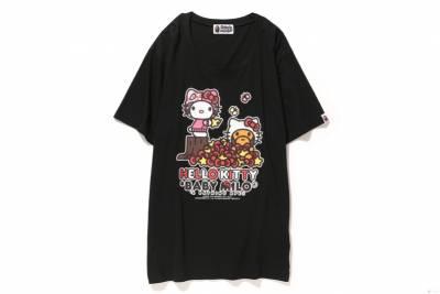 A BATHING APE® x Hello Kitty 2015年第一彈驚喜聯乘別注單品
