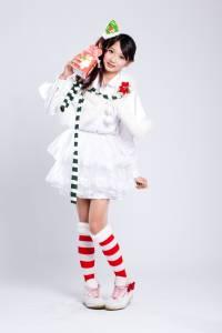 美少女許雅涵聖誕咩裝 清涼超級賽亞人│漂兒娛樂