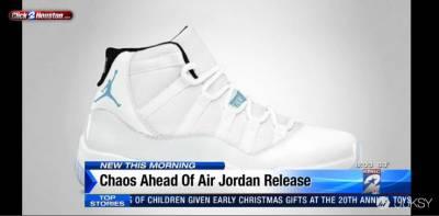 "Nike光賣Air Jordan 11 ""Legend Blue"" 進帳居然高達..."