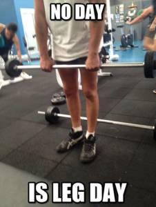 這些「重量訓練」只做一半的男人,下半身讓女人超冷感!!