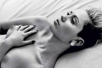 不滿 Instagram 愛刪女性露點照 眾女星響應「解放乳頭」活動