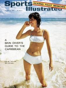 看不完的比基尼美女 回顧泳裝特刊50年封面