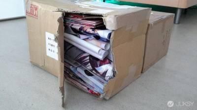 瑞士宅男癡迷日本 旅遊紀念品竟然是一大箱多達 2100 分鐘的 A 片!