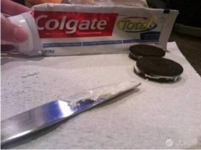 假屎 牙膏Oreo餅乾通通來!國外網友簡單卻厲害的整人妙法