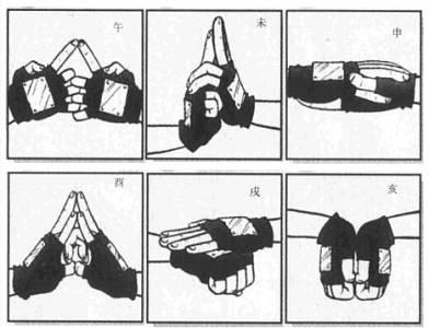 火影忍者結印手勢教學大全!一次就上手!馬上來試看看吧!
