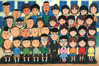 永遠的小學生「櫻桃小丸子」長大後變怎樣?野口 藤木完全不合理阿!