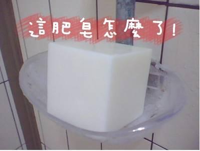 神秘的肥皂.....XDDDD 轉自PTT