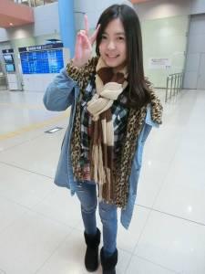 Koobii人氣嚴選17【衛理女中─陳品妍】可以安靜,也可以很瘋狂!