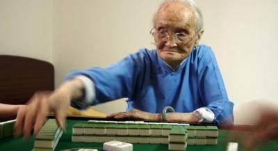 奶奶說:挑女婿,一定要带他回家打一次麻將!