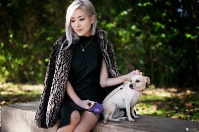 時尚性感刺青華裔女部落客!教你怎麼拍出instagram人氣美照!
