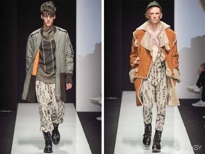 致敬威爾士親王,Vivienne Westwood 2015 秋冬男裝發布