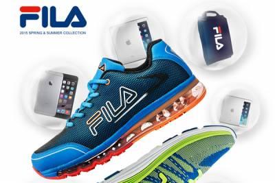 2015 FILA 青春洋溢買好鞋,抽iPhone6好禮!