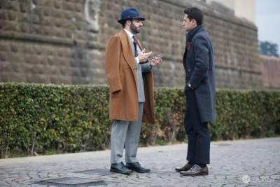 最會穿的男性都在這邊! 義大利Pitti Uomo 87 男裝博覽會!PART 2