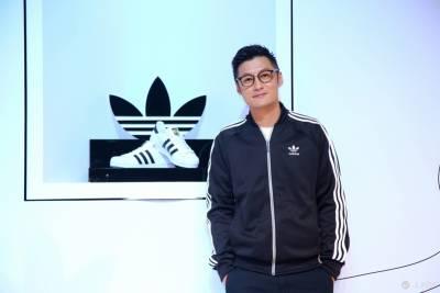 adidas Originals Superstar 上市記者會 特別嘉賓余文樂!