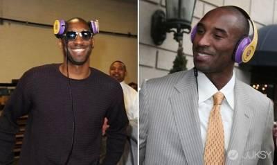 Kobe與內馬爾必備的潮搭配件? 耳罩式耳機點綴你的冬季穿搭