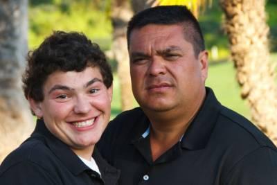被兒子嫌丟臉的爸爸,決定讓兒子更丟臉