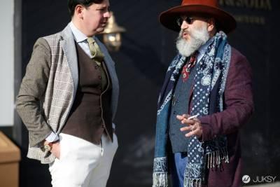 最會穿的男性都在這邊! 義大利Pitti Uomo 87 男裝博覽會!