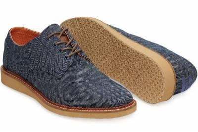 TOMS Slip-On再進化:ASH丹寧鞋打破懶人鞋的定位 紳士的休閒時光 輕鬆又不失禮的最佳代表