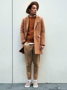 【 Dappei 服飾穿搭誌 】 讓冬天溫暖的焦糖棕色打造你的搭配 Winter Sweet!
