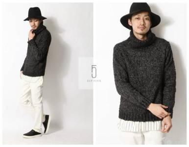 2015春流行必看 男人的長版襯衫 不紮同樣有型