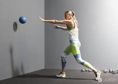 NIKE WOMEN:網球運動員 MARIA SHARAPOVA