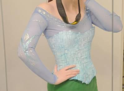 超美!16歲女孩的冰雪奇緣cosplay