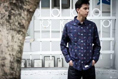 美國潮流龍頭FUCT最新2015春夏新品釋出 小印花襯衫來勢洶洶