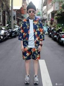 【Dappei 服飾穿搭誌】超高調「花褲穿搭」特搜 達人教你如何駕馭花褲!