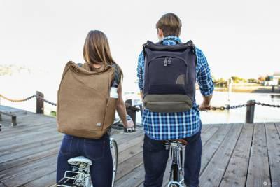 Overland 防彈衣等級Donner休閒包 想到的日常隨身品都能放進包裡 是你每日行程的最好幫手