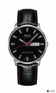 MIDO美度表 2015 嶄「芯」突破 鐘錶名人曾士昕大讚香榭系列 Caliber 80 優化材質 締造經典永恆