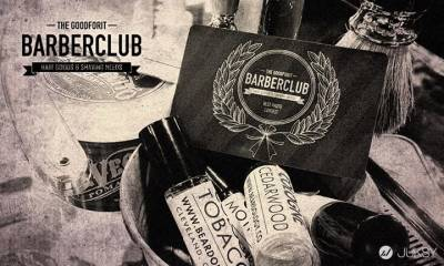 Instagram Best Photo拍照神人贈禮活動 The Goodforit Barberclub