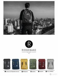 來自紐約 柏林,歐陸旅人新主張!Ridgebake