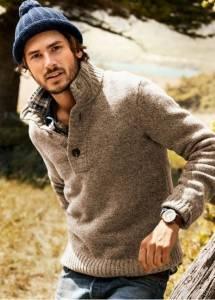 冬天毛帽怎麼戴 讓型男們告訴你!