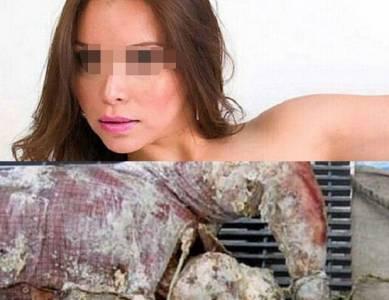 性感女星遭姦殺分屍藏水塔..住戶喝屍水10個月!