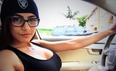 世界第一AV女優是她!中東34D卡莉法 中東網友威脅要砍下她的頭...