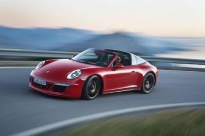 Porsche發表911 Targa 4 GTS