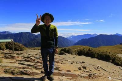 【總監碎碎念】百岳之旅,合歡西北小溪營地 WITH A SUNNTO!