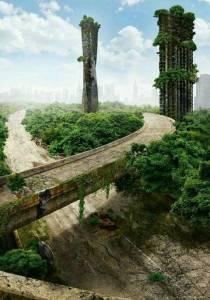 人類滅絕後地球是這樣的‥