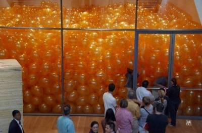 50個人走進裝滿氣球的房間‥然後就‥ 終生受用的好文