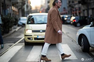 2015米蘭時尚週 街頭型人大會串!