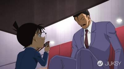 「名偵探柯南」連載 21 年來 毛利小五郎到底中了多少麻醉針...