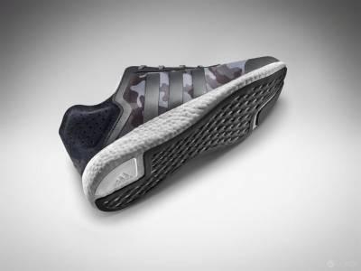 adidas發表「Pure Boost」軍事風格迷彩版本